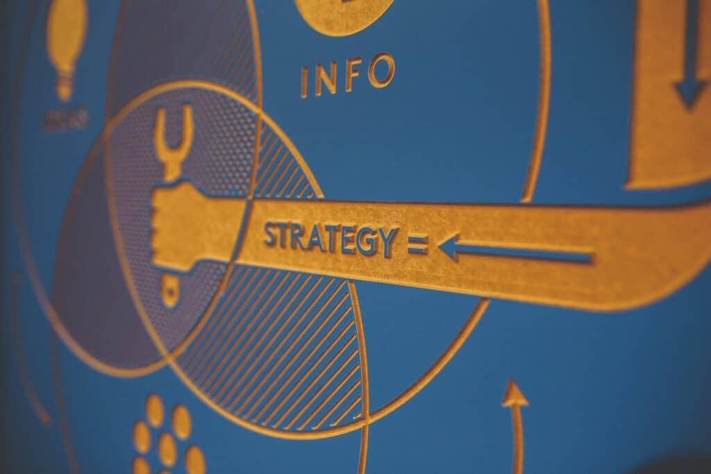 Strategy illustration.
